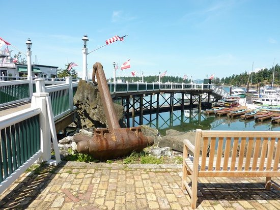 Metchosin, Canadá: Roche Harbour USA