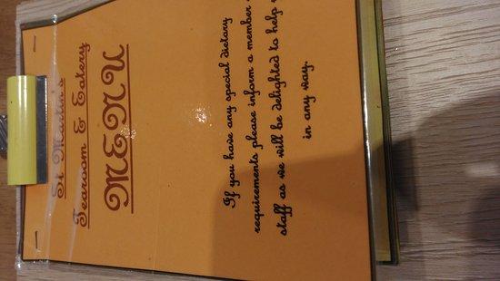 St Martins Tea Room & Grill : IMAG0182_large.jpg