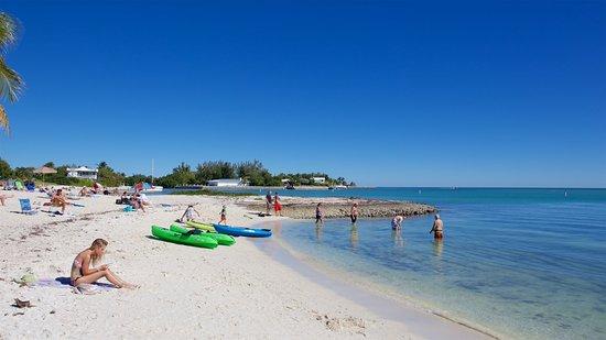 Sombrero Resort & Marina: Sombrero Beach