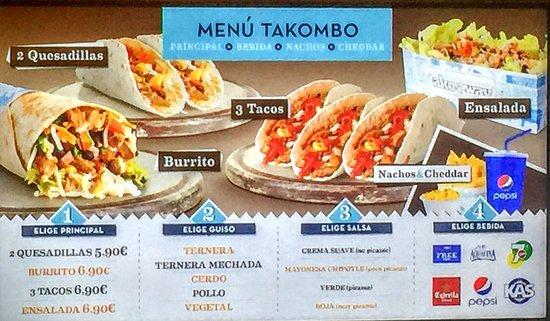 Tako away es una franquicia de comida r pida mexicana en for Una comida rapida