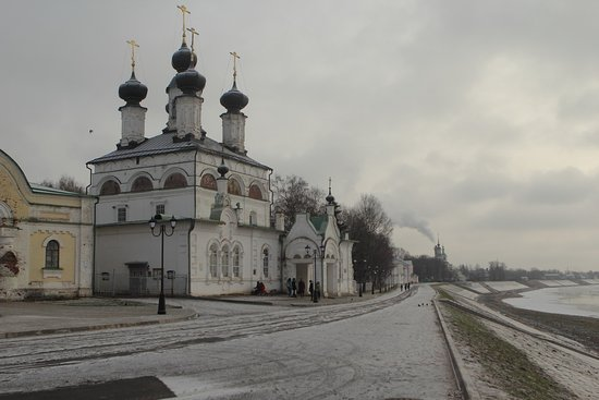Prokopiy Ustyuzhskiy's Church