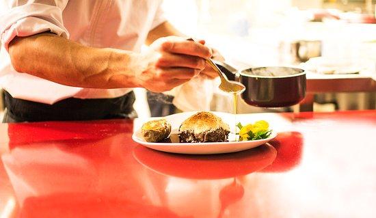 Le Bateau Ivre : Toque especial do Chef Cauê