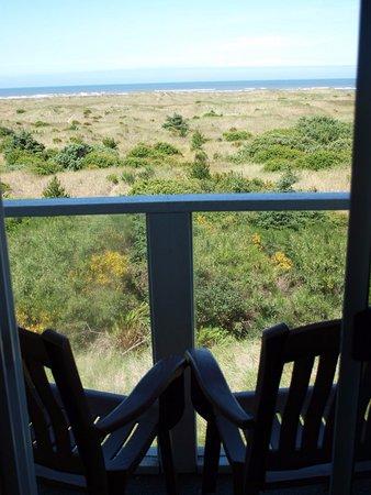 Ocean Shores, WA: Ocean View from balcony