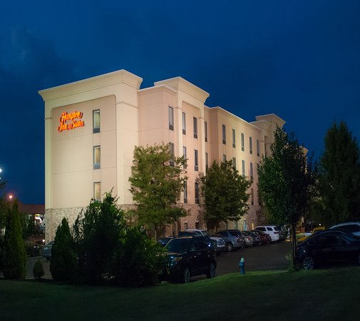 Hampton Inn Suites Columbus Hilliard : Exterior 2