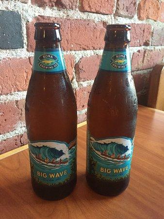 Everett, WA: Ricas cervezas