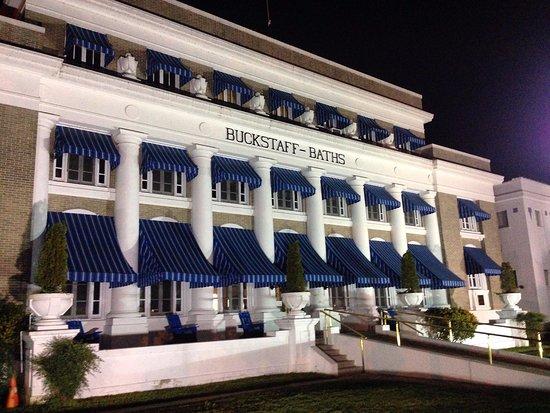 Buckstaff Bathhouse: Buckstaff Blues