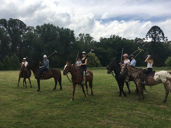 Polo Tour: Partido de polo