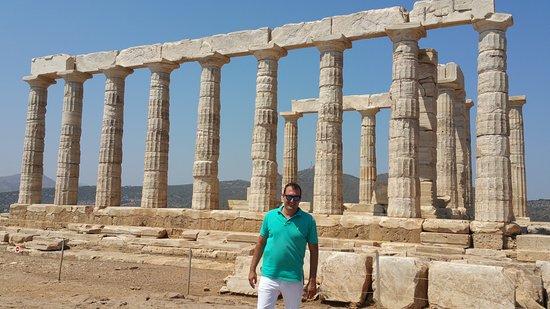 Glyfada, Grèce : Athens4Tour in Sounio