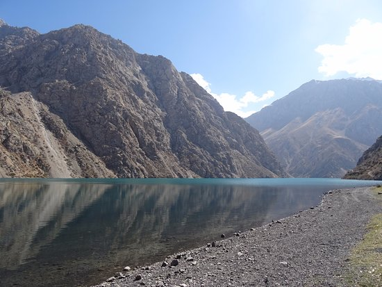 Marguzor, Tajikistan: seventh lake