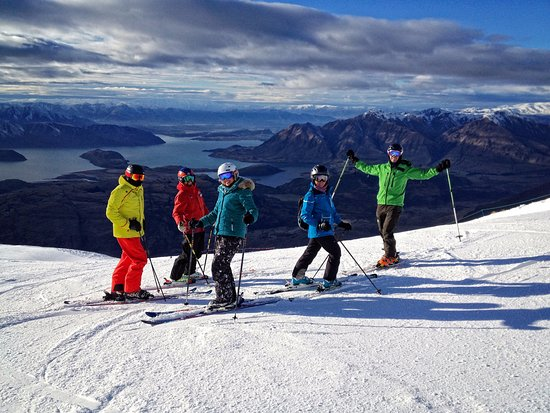 Sofa Ski Camps