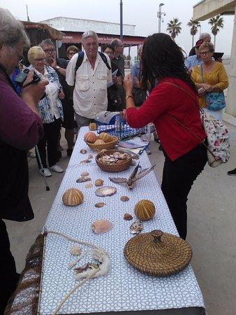 Turismo Marinero Costa del Sol: Explicandonos los diferentes tipos de pescados y mariscos de la zona