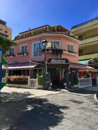 Cafeteria Marboré