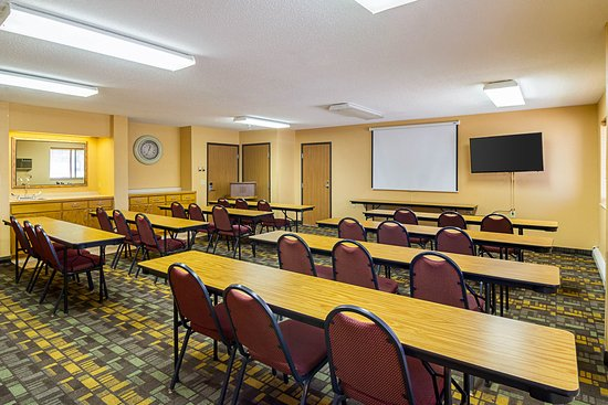 Quality Inn: Meeting Room