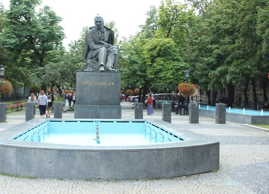 Hviezdoslavov pomník