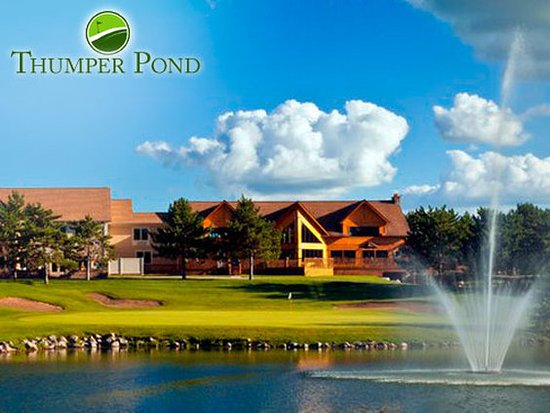 Thumper Pond Resort: Exterior View