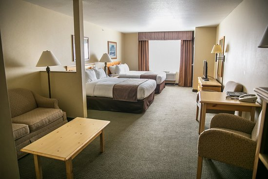 Ottertail, MN: Double Queen Suite