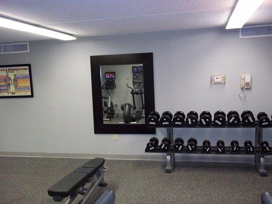 Mansfield, MA: Fitness Center
