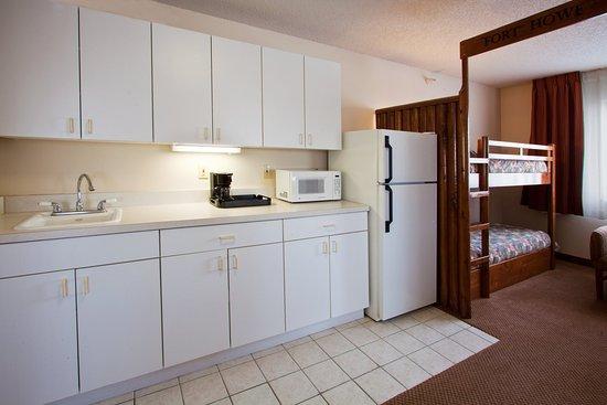 Howe, IN: Junior Suite