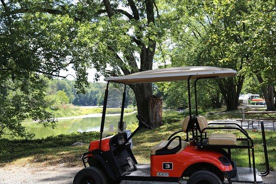 Gardiner, NY: Golf Cart Rentals