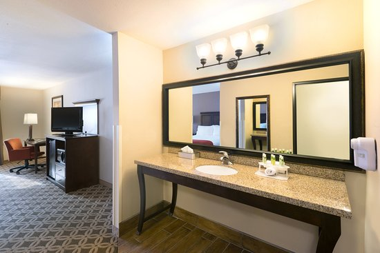Show Low, AZ: ADA/Handicapped accessible Guest Bathroom vanity