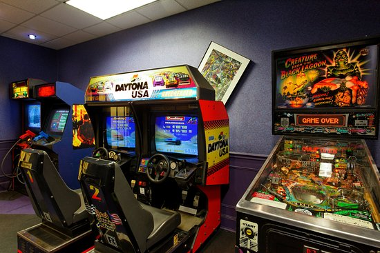 Springfield, VT: Game Room