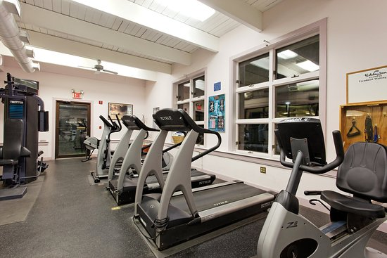 Springfield, VT: Fitness Center