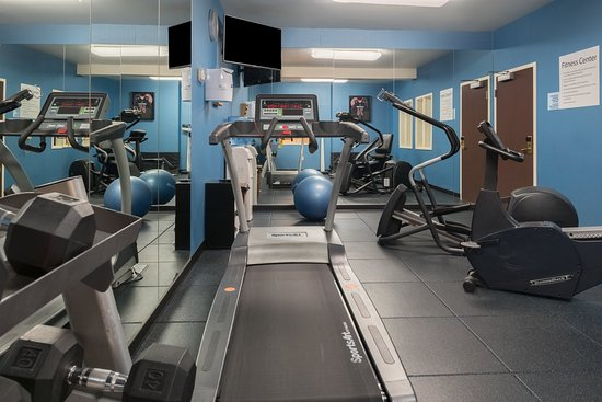 Holiday Inn Express Spokane Valley: Holiday Inn Express Renovated Fitness Center