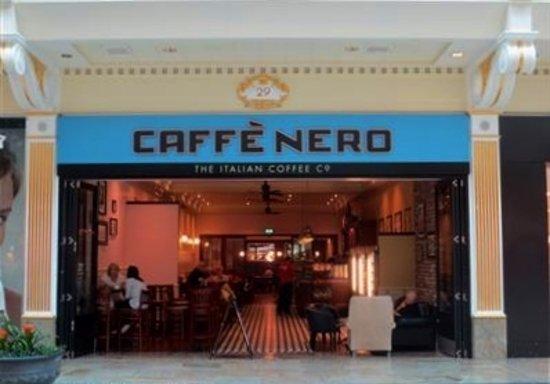 Free On O2 Who Can Complain Caffe Nero Trafford Centre