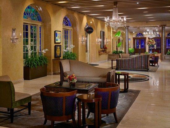Royal Sonesta New Orleans: Lobby