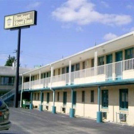 Budget Host Inn Somerset: Exterior