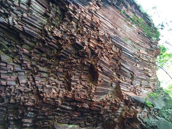 Beautiful nature's creation - Picture of Cerro Coi, Aregua