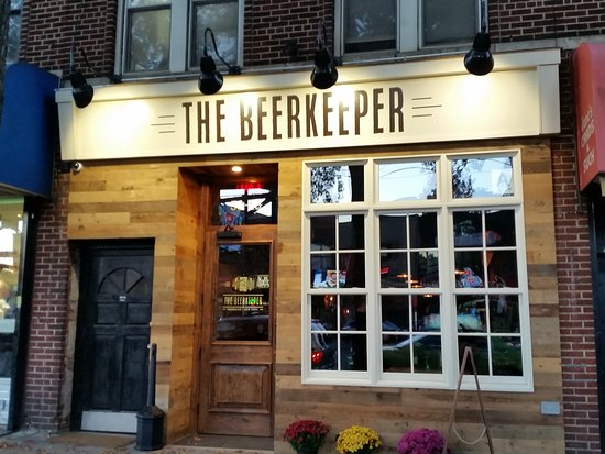 The Beerkeeper: the place