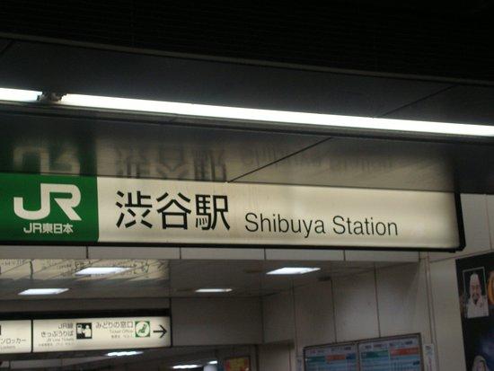 Tokyu Tokyo Metro Shibuya Station Tourist Center