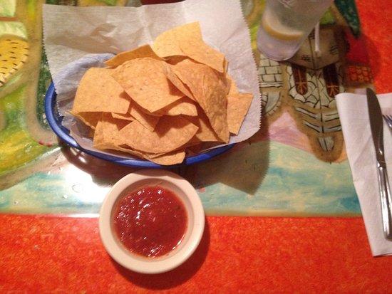 Biscoe, Carolina del Norte: Casa Mexicana