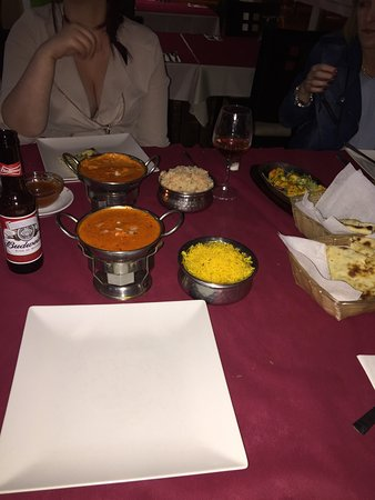 the curry mile gorgeous authentic indian food amazing