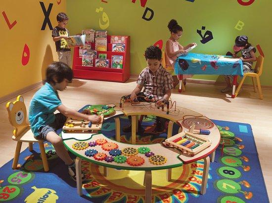 InterContinental Dar Al Tawhid: Kids Club