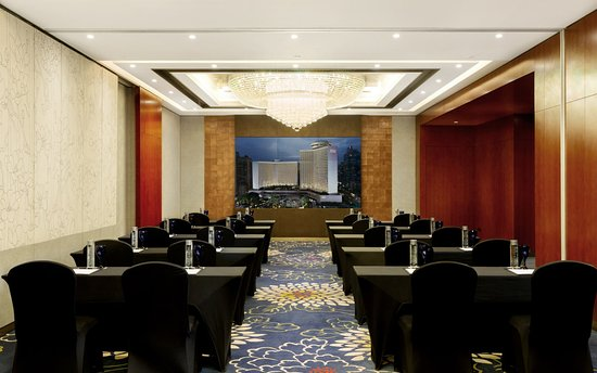 Function Room at The Garden Hotel Guangzhou