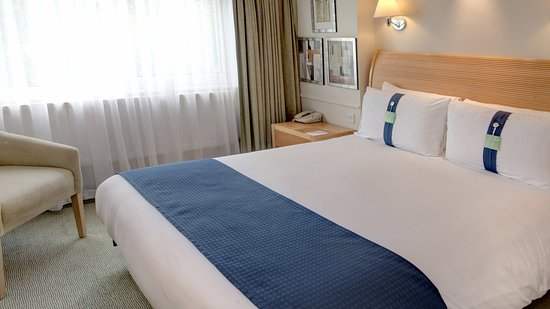 Holiday Inn - Coventry M6, Junction 2: Double Bed Guest Room