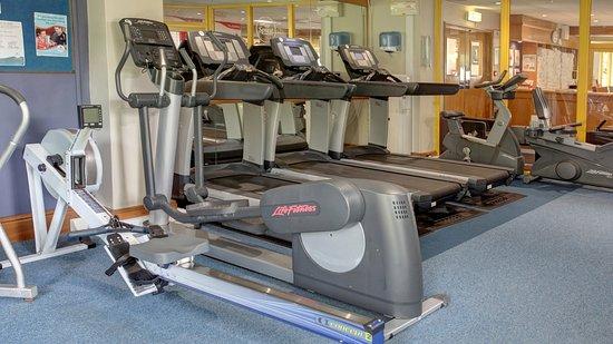 Holiday Inn - Coventry M6, Junction 2: Fitness Center