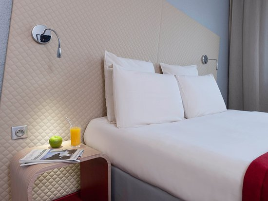 Le Blanc-Mesnil, France: Guest Room