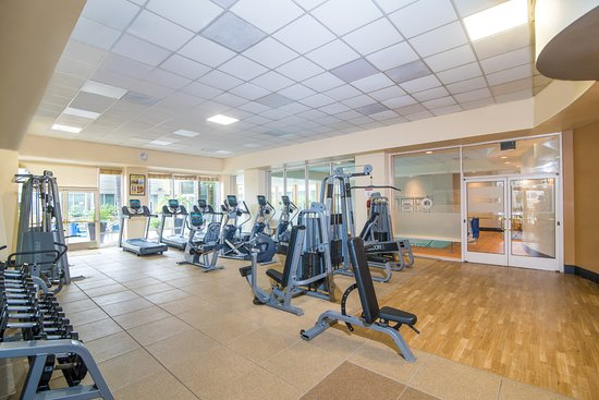DoubleTree by Hilton Hotel San Diego - Mission Valley: Fitness Center