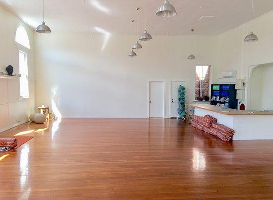 2nd Floor Yoga