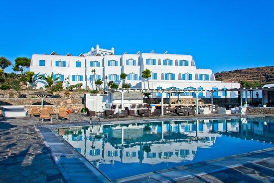 Yiannaki Hotel ,Mykonos
