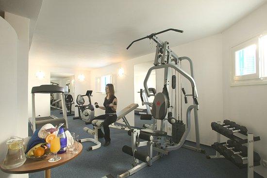 Yiannaki Hotel: Gym