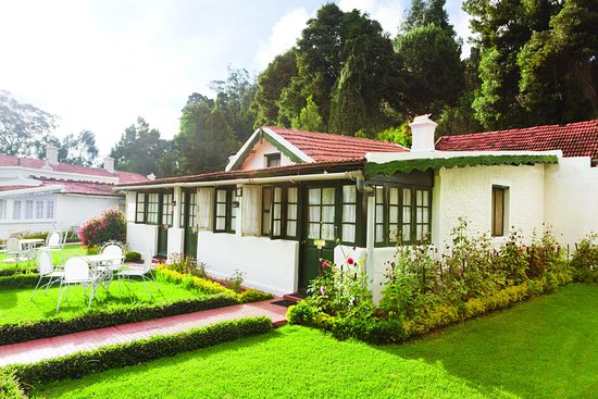 Taj Savoy Hotel, Ooty: Savoy Hotel Superior Rooms - Irish Cottages