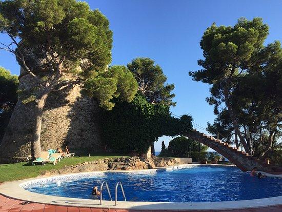 Gran Hotel Rey Don Jaime: la piscine