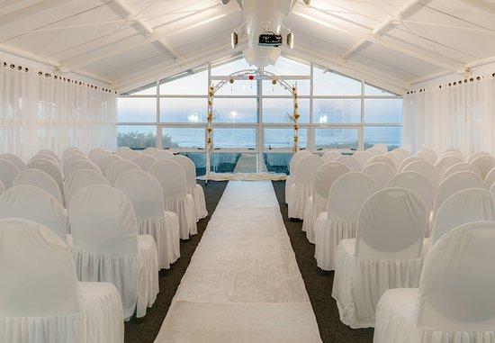 Illovo Beach, África do Sul: Wedding Ceremony