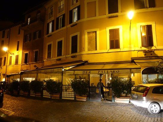Risultati immagini per TRATTORIA pallaro restaurant rome