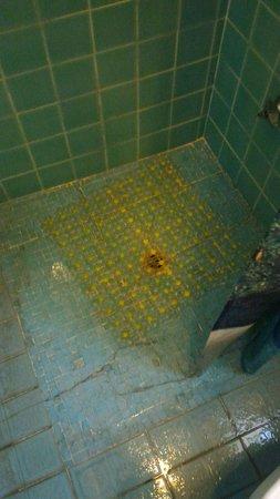 Hotel Posta: Ржавые, гнилые трубы, грибок, антисанитария