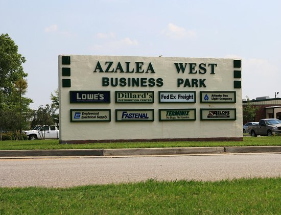 Valdosta, Gürcistan: Azalea West Business Park